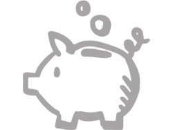 Icon - piggy bank